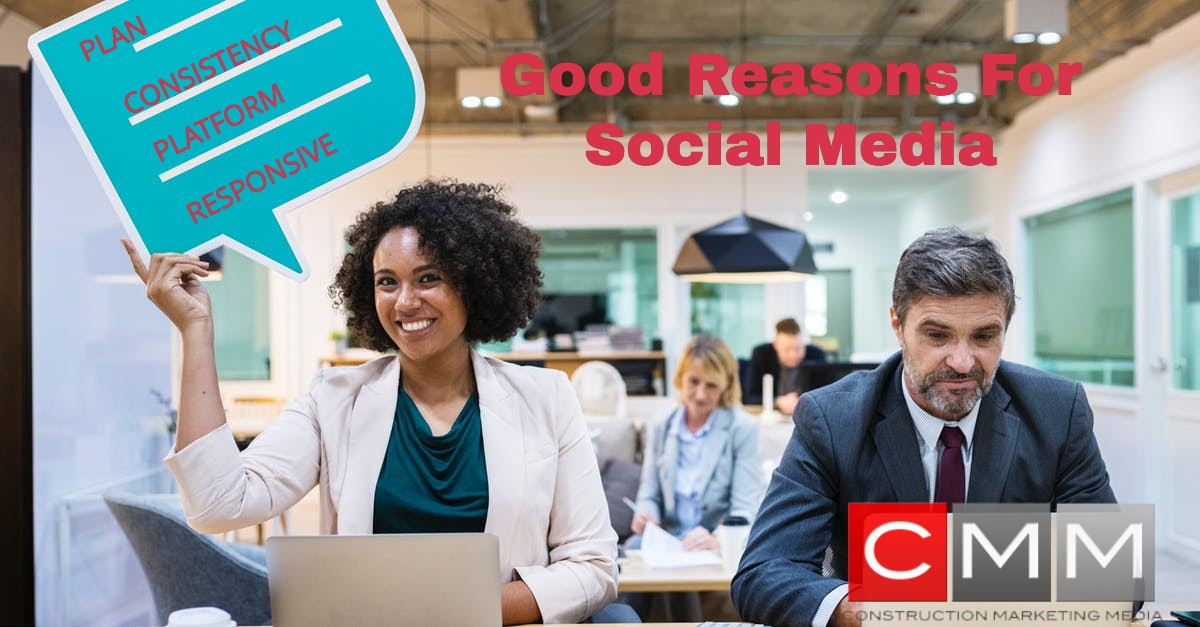4 Good Reasons for Social Media